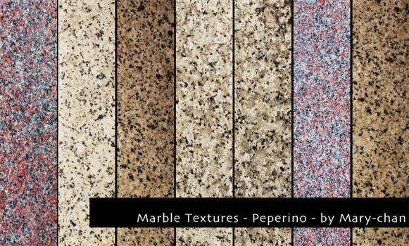 Marble Textures - Peperino