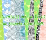 Geometric vector patterns