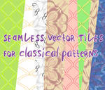 Classical vector patterns