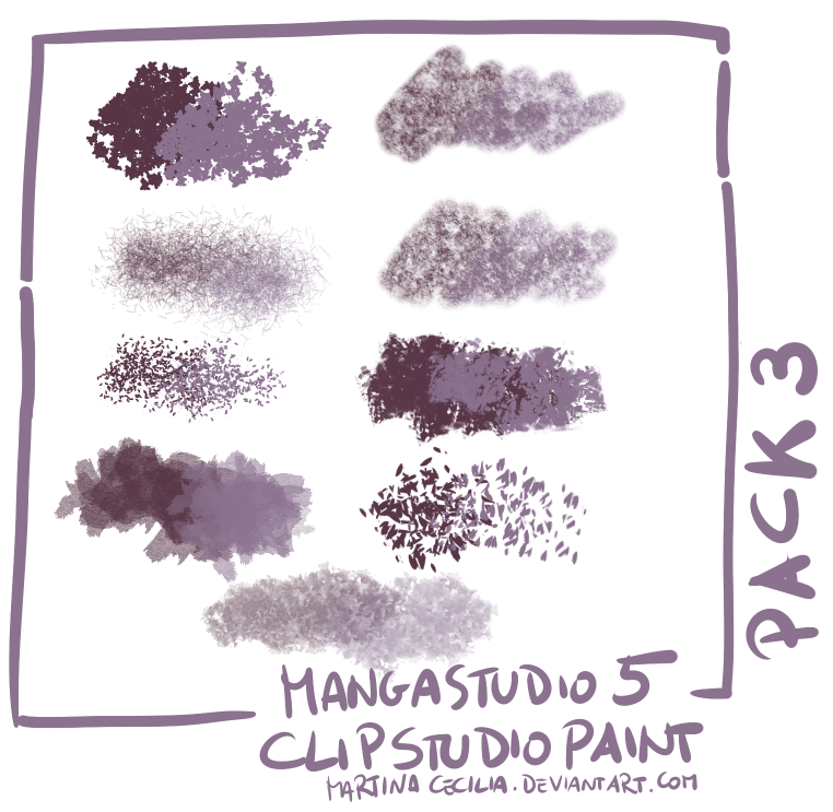 Clip Studio Paint Install Photoshop Brushes