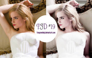 PSD #19 by TrangMelody