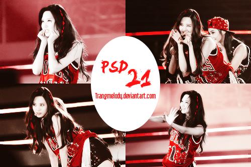 PSD #21 by TrangMelody