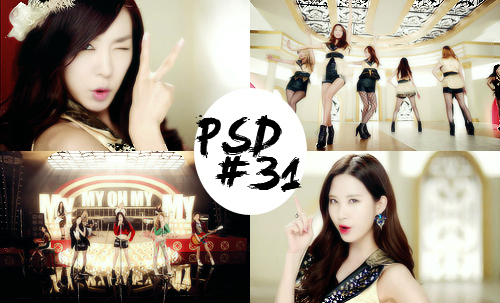 PSD #31 by TrangMelody