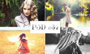PSD #34 by TrangMelody