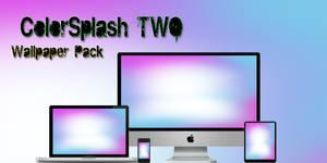 ColorSplash TWO WallpaperPack