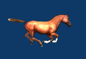 Galloping Horse by lefty-2000