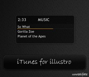 iTunes for illustro by unrealfate