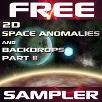 Free Space Anomalies Part II SAMPLER
