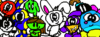 my pets (now in full color!!!) by trewash