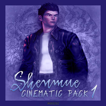 Shenmue Cinematic Pack 1