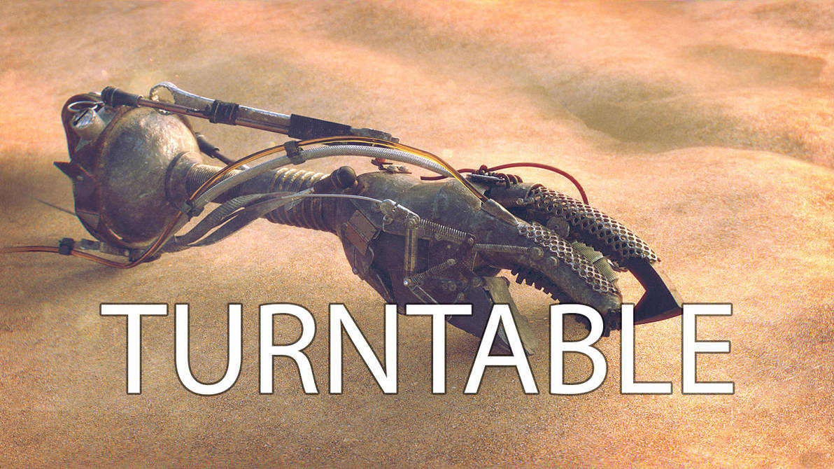 Furiosa Arm - Turntable by brinx-II