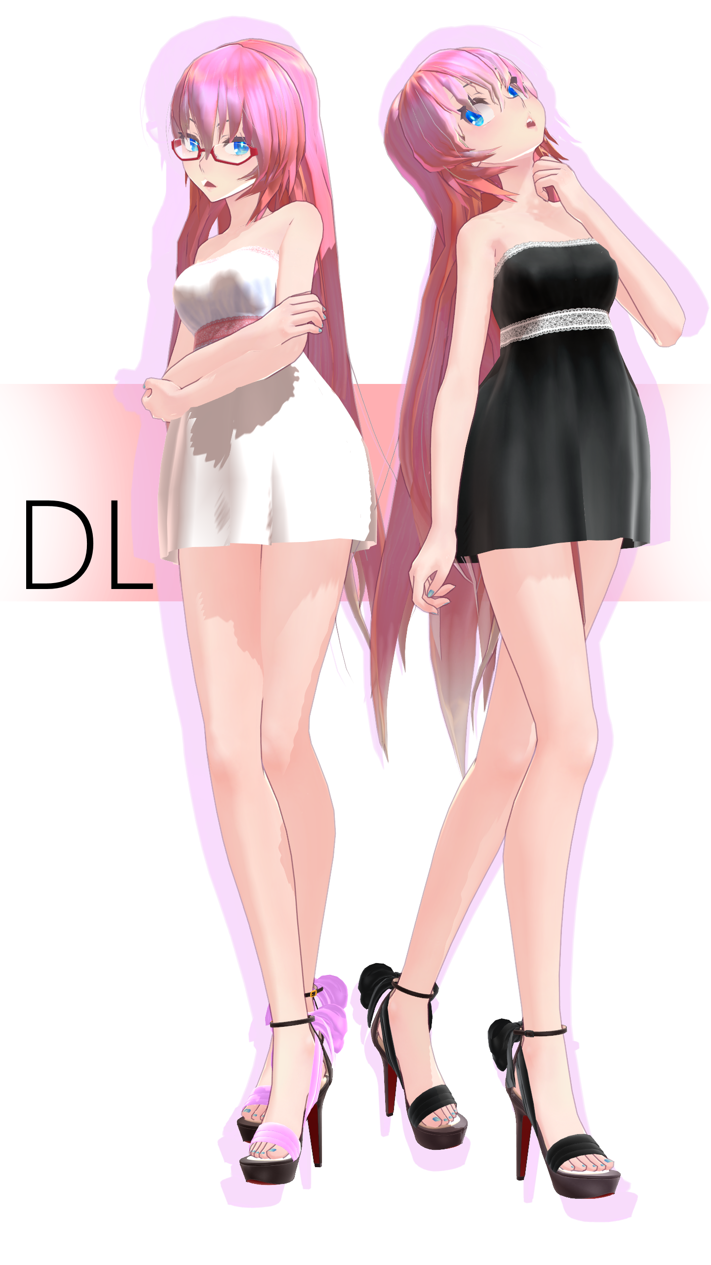 TDA Camisole Luka [DOWNLOAD!] by NEPHNASHINE-P