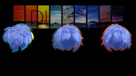 TDA Male Hair Edit [DOWNLOAD] Fixed DL