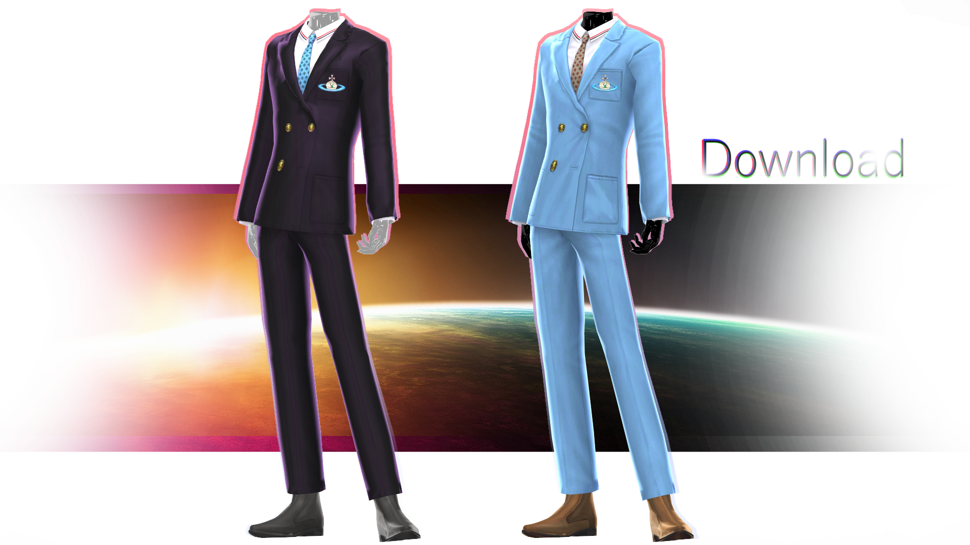 Tda Fitted G Dragon Suits Download By Nephnashine P On Deviantart