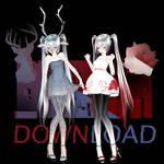 TDA Rozu and Shika Miku [DOWNLOAD 827 Watch Gift!]