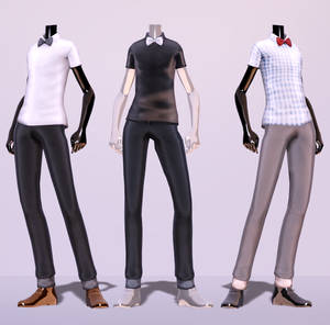 TDA Fitted Classy Outfit Download!