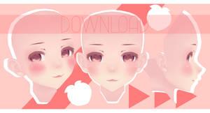 :DL: TDA Peachy Soft Face