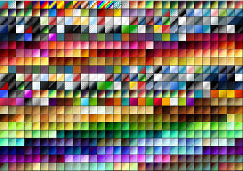 Zero's Huge Gradient Pack of 2000 gradients! by LiabilityZero