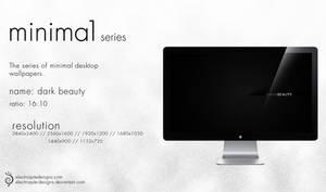 minima1 series - dark beauty by electroqute-designs