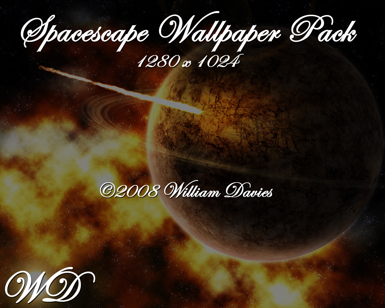 1280x1024 Space Wallpaper Pack