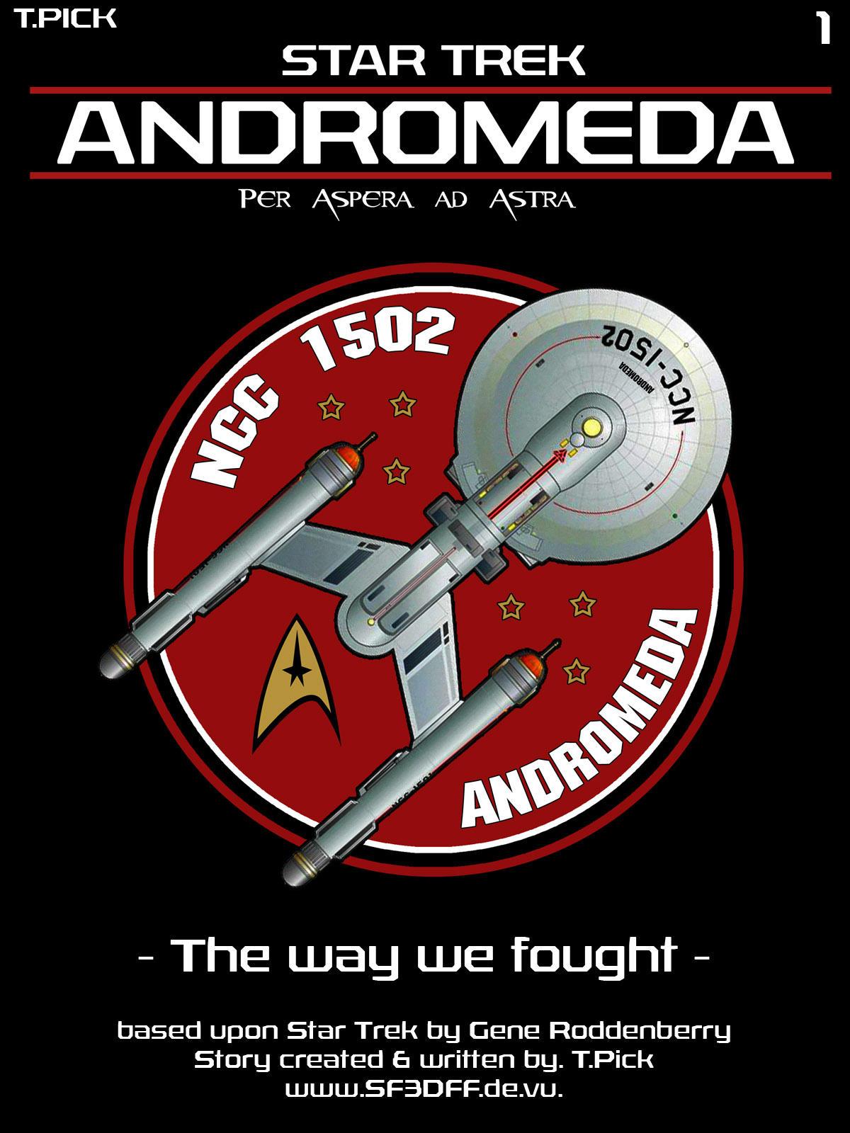Star Trek: Andromeda 1 by Joran-Belar