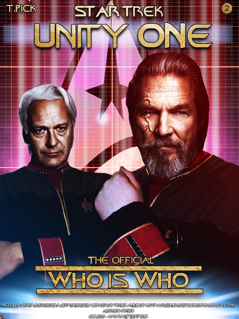 Star Trek Unity One - Whoiswho Episode2 by Joran-Belar