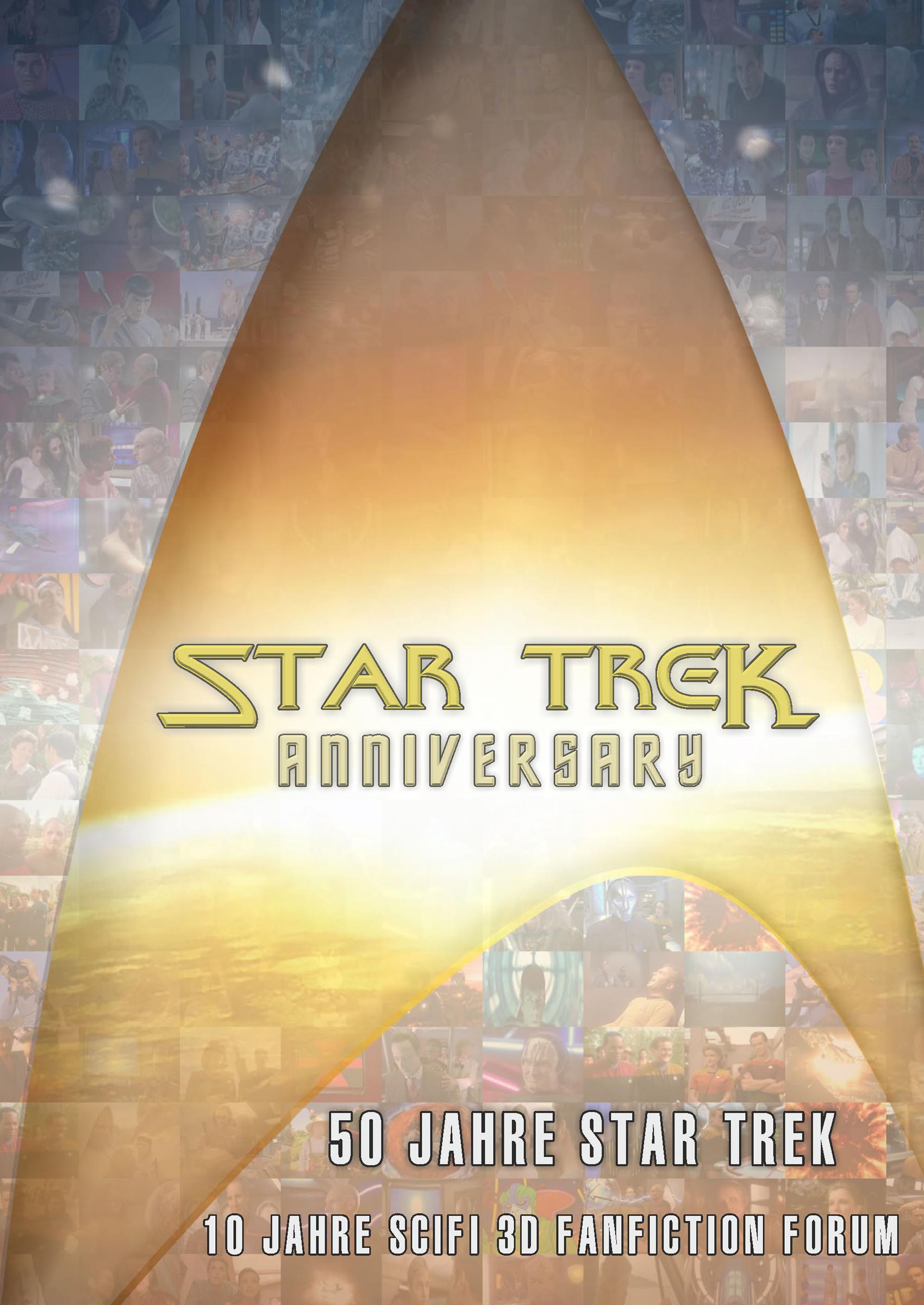 Star Trek 50th Anniversary FF-Anthology by SF3DFF by Joran-Belar