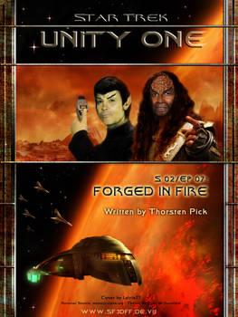 Star Trek Unity One - S2-07 - Forged in Fire