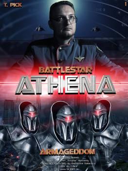 Battlestar Athena 01 - Armageddon