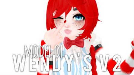 Wendy's by Alex-MMD-Studios