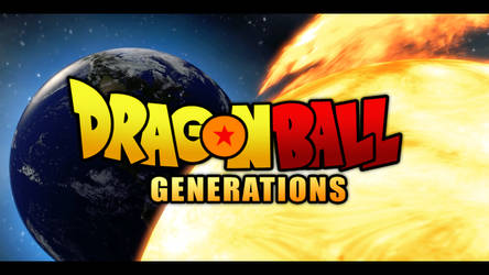 Dragon Ball Generations intro(Animation)