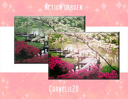 Garden action by Cornelie20