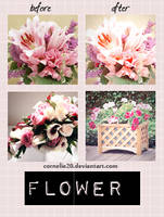 Flower act. by Cornelie20