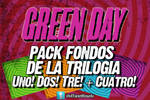 PACK #01~Green Day