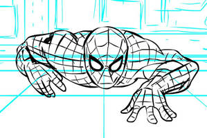Spectacular Spiderman_ANIMATION by Albert217