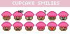Cupcake by jealousyheart