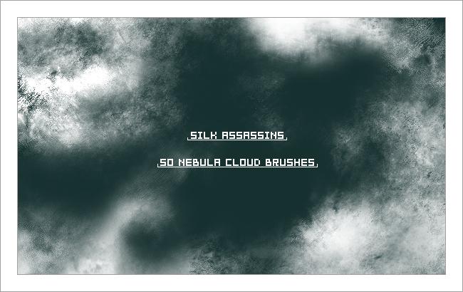 SilkAssassins Nebula Brushes