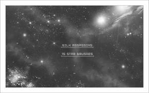 SilkAssassins Star Brushes by SilkAssassin