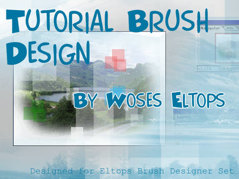 Tutorial Brush Design