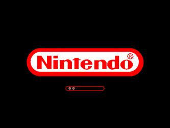 Nintendo Boot Screen by RussianPunx