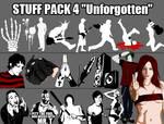 Stuff Pack 4 'unforgotten'