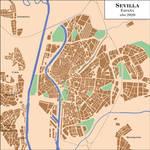 Seville through time