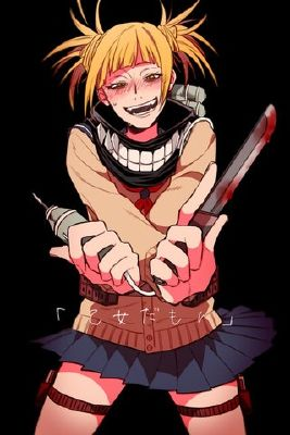 Blood Donor (Himiko Toga x Reader) by sydann11 on DeviantArt