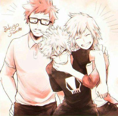 Meet The Parents (Bakugo Katsuki x Reader) by sydann11 on