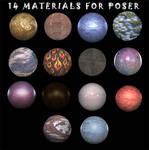 Poser Materials