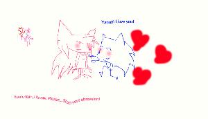 Sonic's obsession... by YannyTheHedgehog