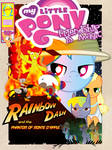 Rainbow Dash and the Phantom of Monte d'Apple by GatesMcCloud