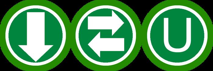 Cronos' UTorrent 256px Icon Pack