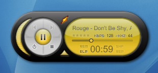 Winamp Remote by amertahir