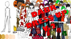 DABR Dress Up V.2
